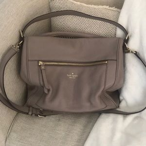 Kate space tote and crossbody bag